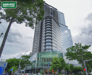 SERVICED OFFICE IN DISTRICT 1  - SAIGON CENTRE TOWER I