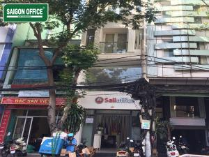 Sali Office Building - Office for lease in  District 4 Ho Chi Minh City