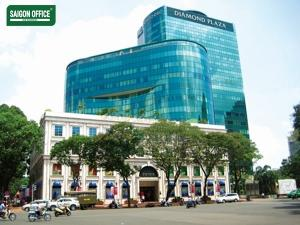 Diamond Plaza - Office for lease in District 3 Hochiminh City
