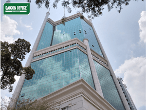 SAIGON TRADE CENTER TOWER - Office for lease in district 1 Hochiminh City