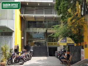 Kent Building - Office for lease in Phu Nhuan district in Ho Chi Minh City