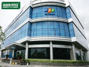 FPT BUILDING-  OFFICE FOR LEASE IN DISTRICT 3 HO CHI MINH CITY