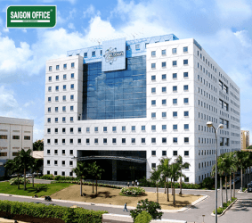 ETOWN 1 BUILDING - OFFICE FOR LEASE IN TAN BINH DISTRICT HCMC
