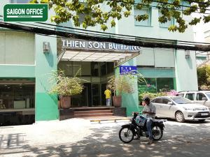 THIEN SON BUILDING - OFFICE FOR LEASE IN DISTRICT 3 HO CHI MINH CITY