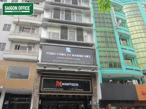 KHATOCO BUILDING - OFFICE FOR LEASE IN  DISTRICT 3  HO CHI MINH CITY