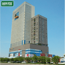 Pearl Plaza Building - Office for lease in Binh Thanh District Ho Chi Minh City