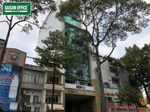 TIEN PHUOC Building - Office for lease in district 5 Ho Chi Minh City