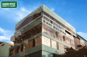 NAHI BUILDING - OFFICE FOR LEASE IN DISTRICT 3 HO CHI MINH CITY