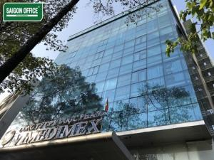 Vimedimex Building - Office for lease in District 1 HoChiMinh City