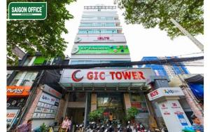 GIC BUILDING MAC DINH CHI - OFFICE FOR LEASE IN DISTRICT 1