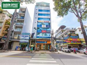 Win Home Nguyen Chi Thanh Building - Office for lease in  District 5 Ho Chi Minh City