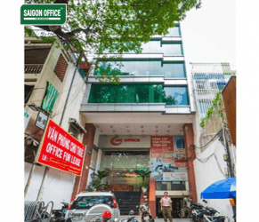 GIC TOWER DINH TIEN HOANG - OFFICE FOR LEASE IN DISTRICT 1