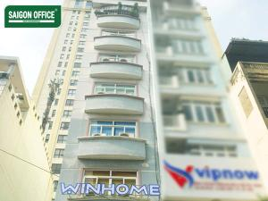 Win Home Le Quoc Hung Building - Office for lease in  District 4 Ho Chi Minh City