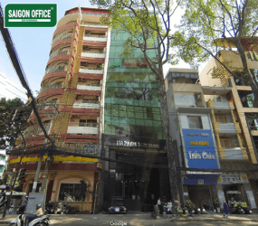 HA PHAN Building - Office for lease in district 5 Ho Chi Minh City
