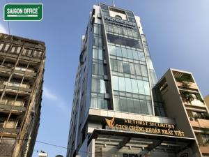 CENTRAL PARK Building - Office for lease in District 1 Hochiminh City