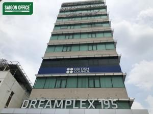 DREAMPLEX BUILDING - OFFICE FOR LEASE IN BINH THANH DISTRIC HCMC