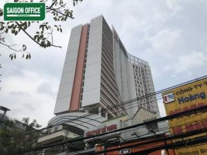 HIU Tower - OFFICE FOR LEASE IN BINH THANH DISTRIC HCMC