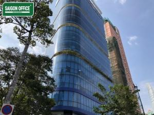 HUBA TOWER - OFFICE FOR LEASE IN DISTRICT 1