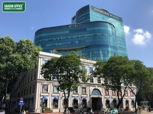 Văn phòng cho thuê quận 1 tòa nhà Diamond Plaza