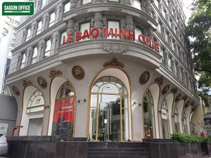 LE BAO MINH TOWER - OFFICE FOR LEASE IN DISTRICT 3
