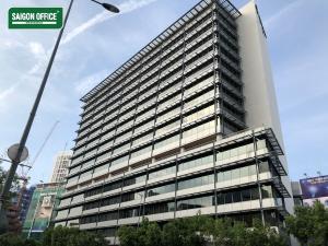 Văn phòng cho thuê tòa nhà Centre Point quận Phú Nhuận