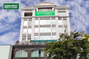 HHP BUILDING - OFFICE FOR LEASE IN TAN BINH DISTRICT