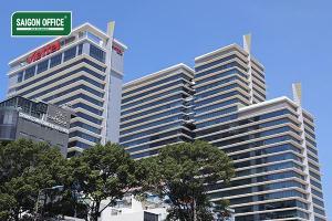 Văn phòng cho thuê tòa nhà Viettel Complex 285 CMT8 quận 10