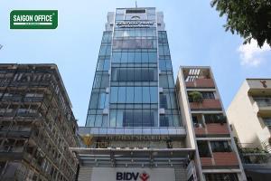 Văn phòng cho thuê tòa nhà Central Park Nguyễn Du Quận 1