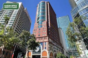 Văn phòng cho thuê tòa nhà Mê Linh Point Tower quận 1