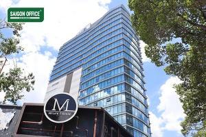 Văn phòng cho thuê tại Tòa nhà MB Sunny Quận 1